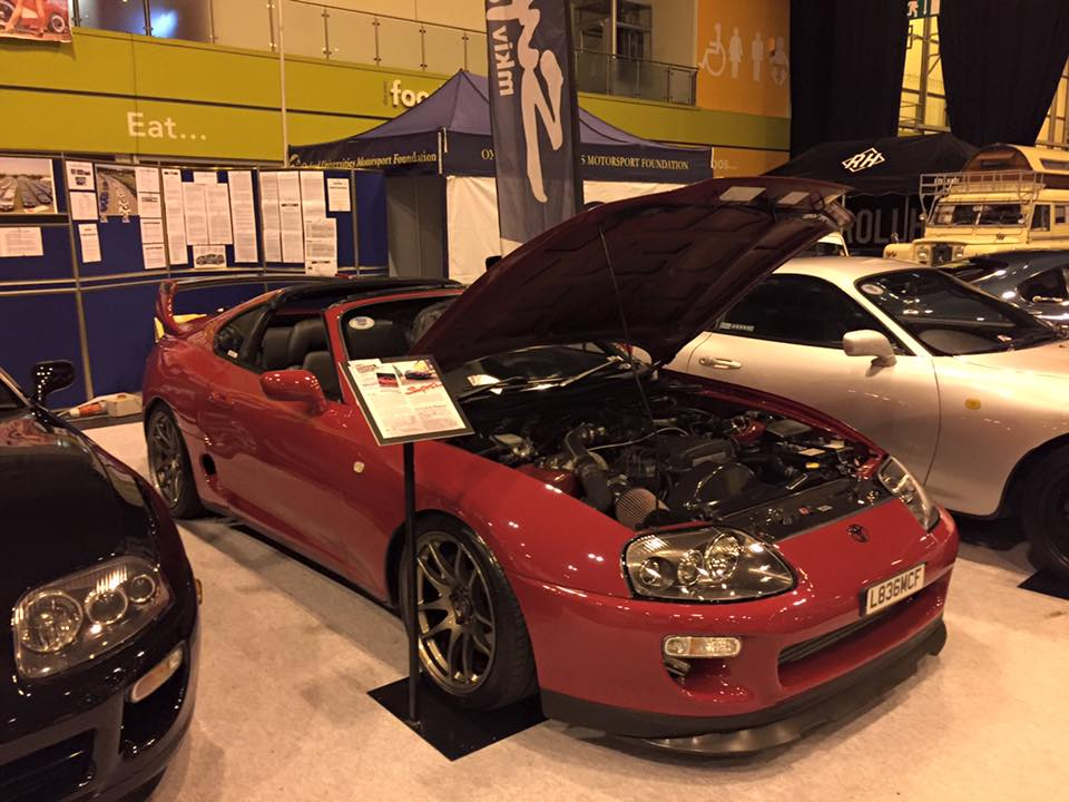 Toyota Supra JZA80 2JZGE NA-T Conversion Package & Options
