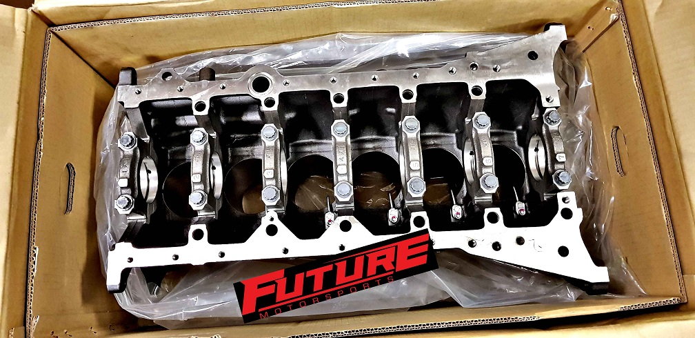 Toyota Supra 2JZGTE New OEM Short Blocks