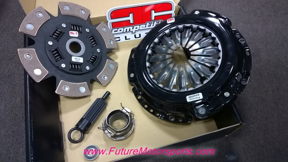 Competition Clutch Single Plate Clutch Kits Toyota Supra 2JZ Turbo 6