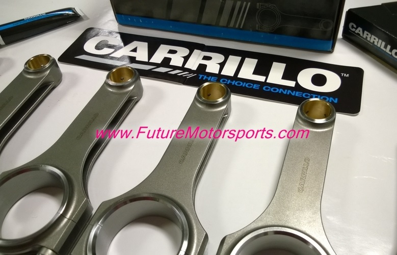 CP CARRILLO FORGED H BEAM RODS SR20DET