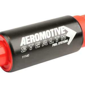 AEROMOTIVE 11140 340 Stealth Fuel Pump (Center Inlet)