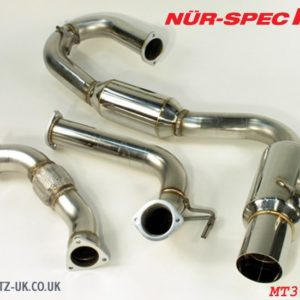 BLITZ NUR SPEC R EXHAUST MR2 SW20 TURBO 3SGTE 89-99