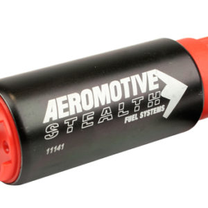 AEROMOTIVE 11141 340 Stealth Fuel Pump (Offset Inlet)