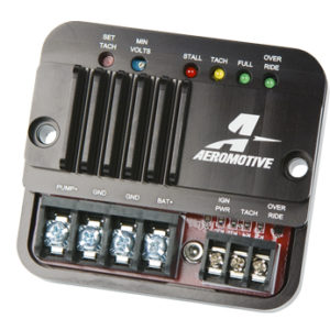 AEROMOTIVE 16306 Billet Fuel Pump Speed Controller