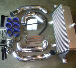 GREDDY 4 ROW INTERCOOLER KIT SUPRA JZA80