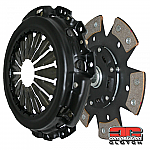 Competition Clutch Stage 4 – 6 Pad Sprung Ceramic RB26DETT R32 GTR