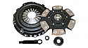 COMPETITION CLUTCH KIT STAGE 4 CERAMIC 6 PAD SPRUNG MR2 SW20 3SGTE