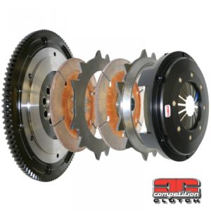 Competition Clutch Twin Disc Race Clutch RB26DETT R32 GTR