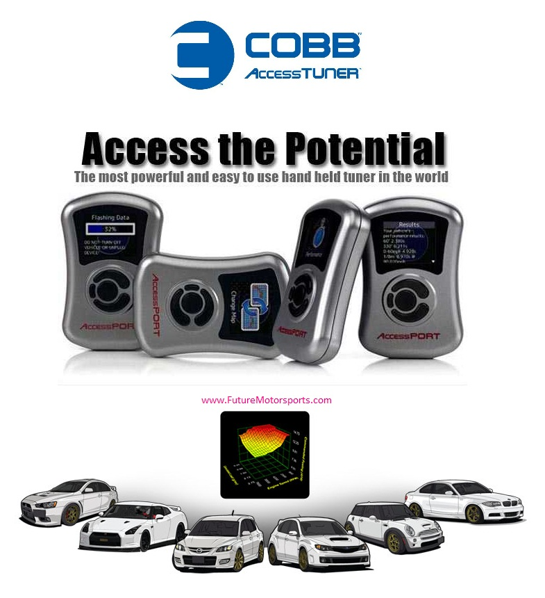 Cobb Tuning Accessports Subaru Impreza WRX/STI WITH SWITCHABLE MAPS  2006-2007