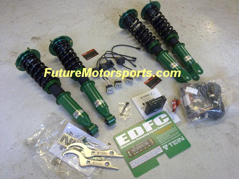 TEIN STREET ADVANCE DAMPER COILOVER SUSPENSION KIT (WITH TOP