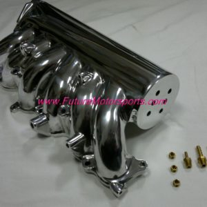 TITAN MOTORSPORTS SUPRA 2JZGTE INTAKE MANIFOLD FOR OEM THROTTLE BODY