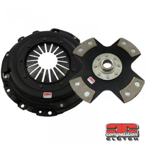 Competition Clutch Stage 5 – 4 Pad Ceramic Rigid RB26DETT R34 GTR