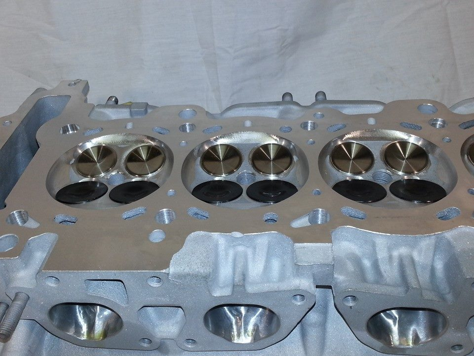 SR20DET Cylinder Head Package – CNC Stage 3+ (600-1000whp+)