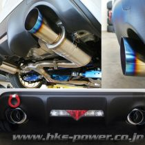 HKS Hi-Power Spec-L GT86 BRZ Scion Titanium Tip