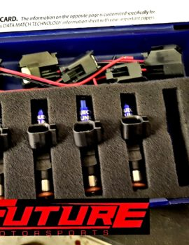 Fuel Injector Clinic (FIC) Toyota Supra 2JZGE Injector Set High Impedance